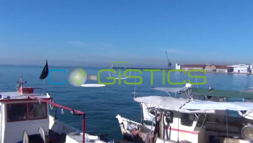 co-gistics, sea