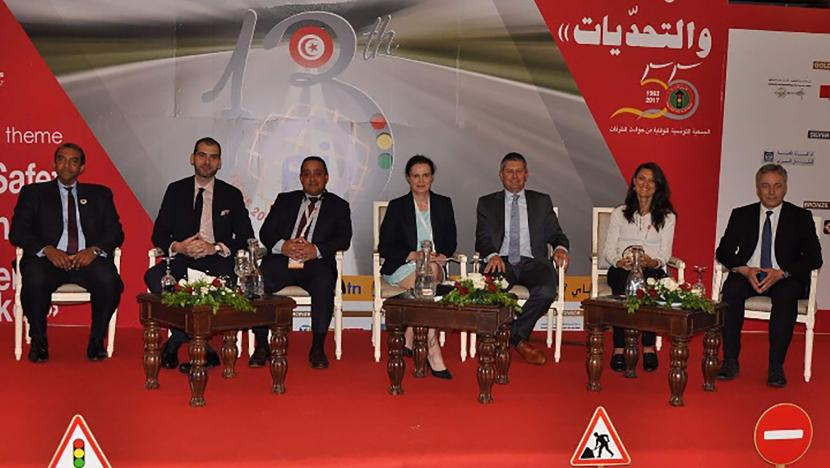 Safety conference Tunisia 2017