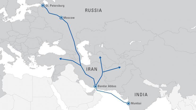 International North-South Corridor under TIR will cut time and cost