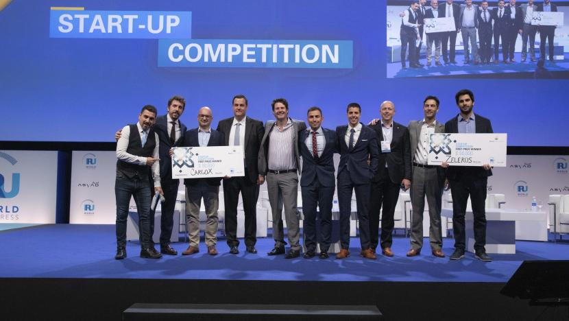 IRU World Congress startup competition