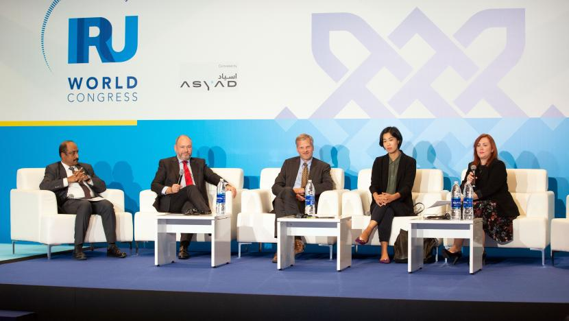 Fuel strategy: What delivers results on the road IRU World Congress roundtable session