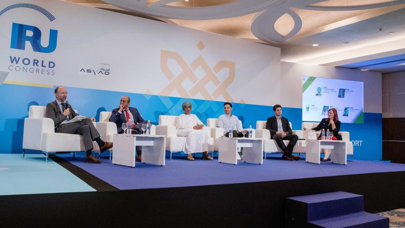 Future challenges in urban mobility - IRU World Congress Roundtable session