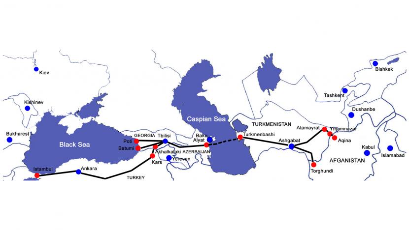 Image result for Lapis Lazuli transport corridor