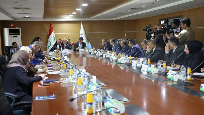IRU concluded a fruitful two day official visit to Iraq to plan its imminent accession to the TIR Convention