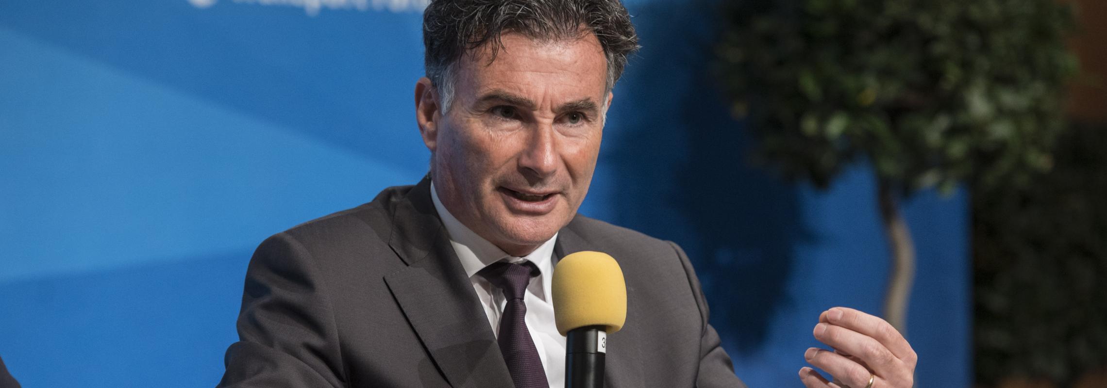 IRU drives debate at the 2019 International Transport Forum