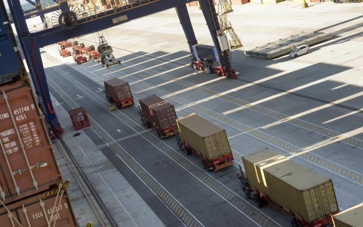 The changing logistics industry: Africa, India and the
