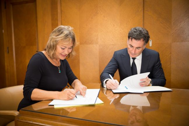 Agreements On Tir Digitalisation Signed With The Un Iru