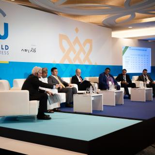 Enabling trade facilitation - roundtable IRU World Congress