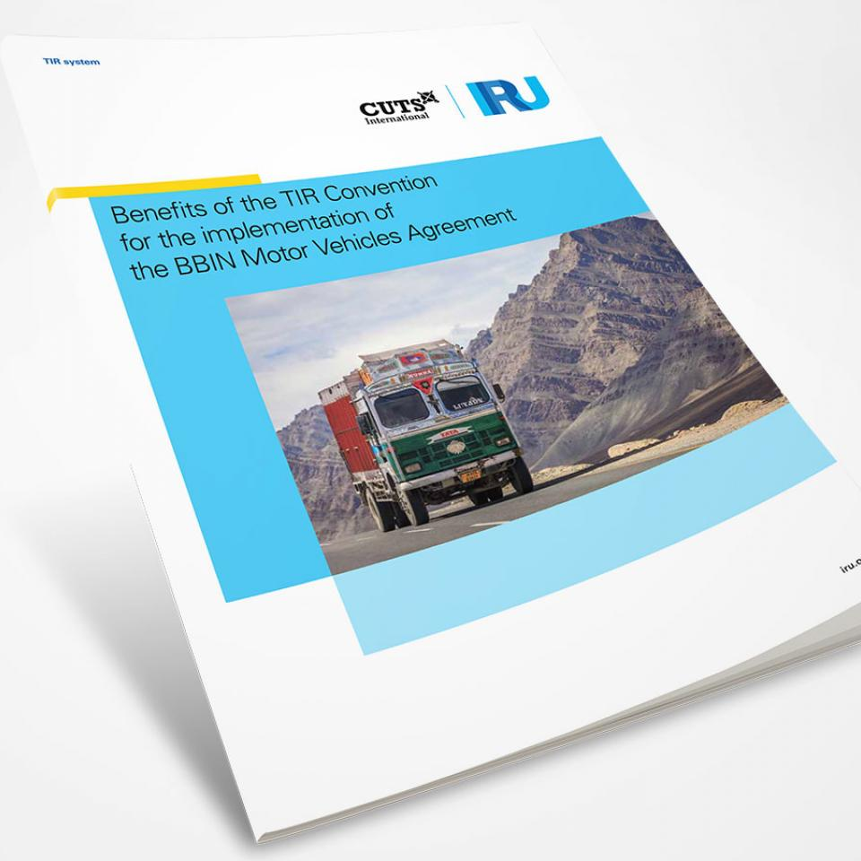 Benefits of the TIR Convention for the implementation of the BBIN Motor Vehicles Agreement