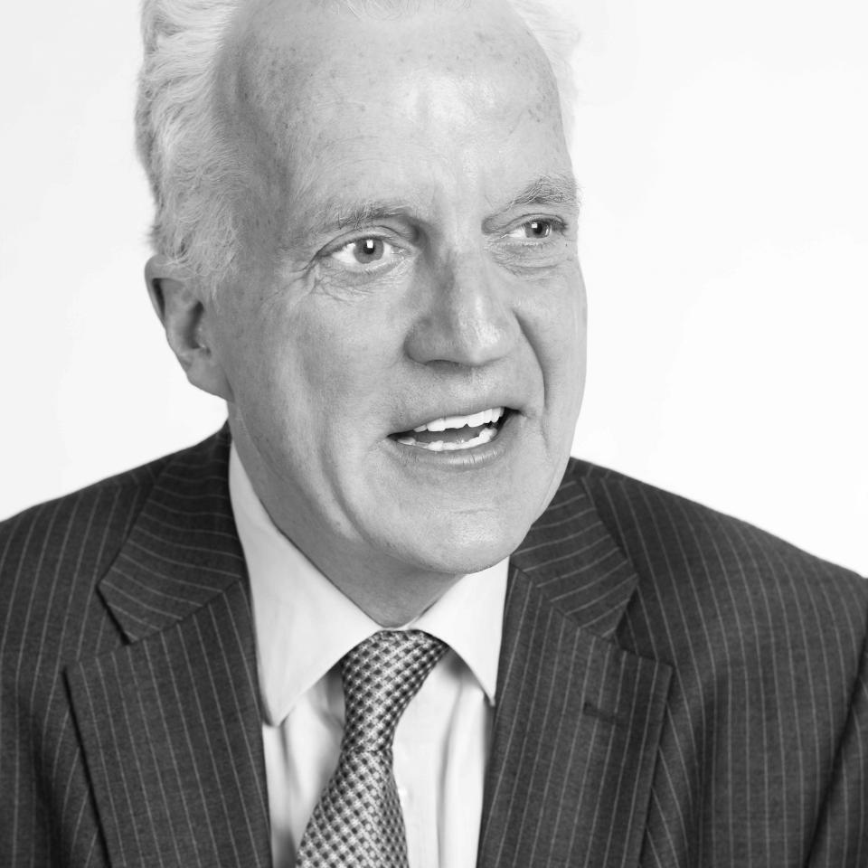Christian Wolmar, transport writer and broadcaster