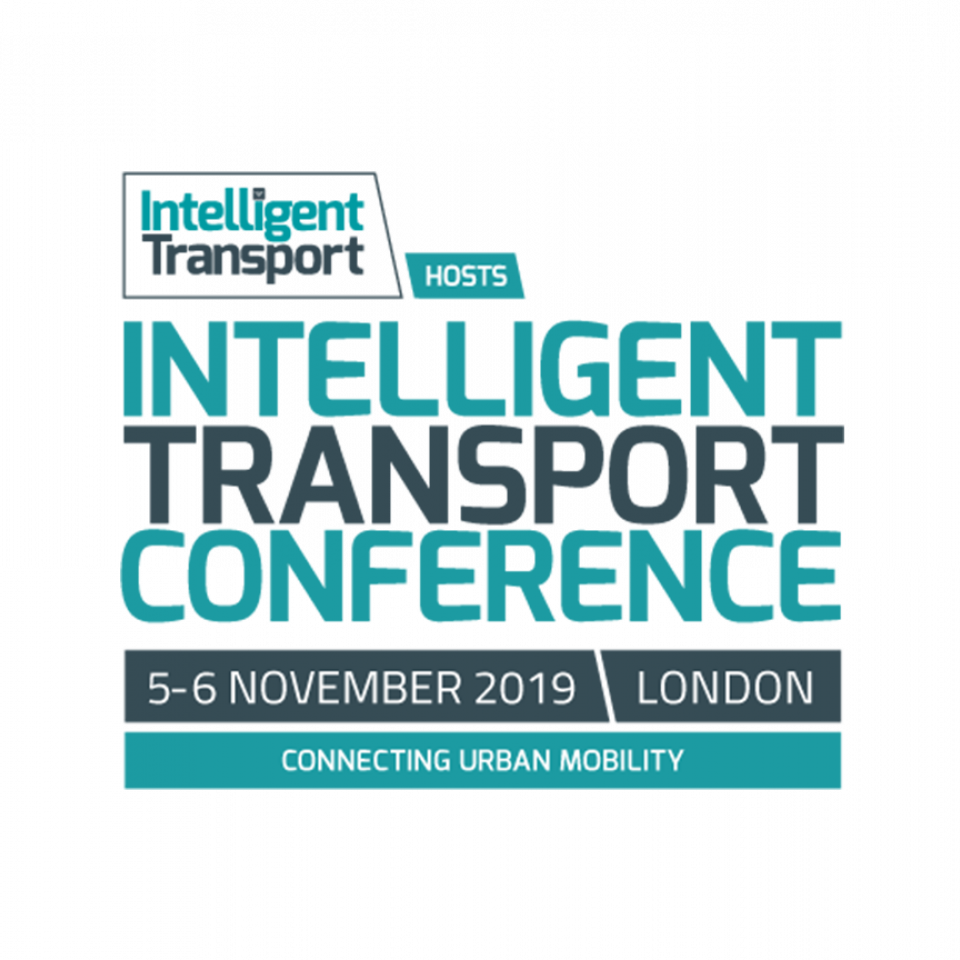 Intelligent Transport Conference 2019