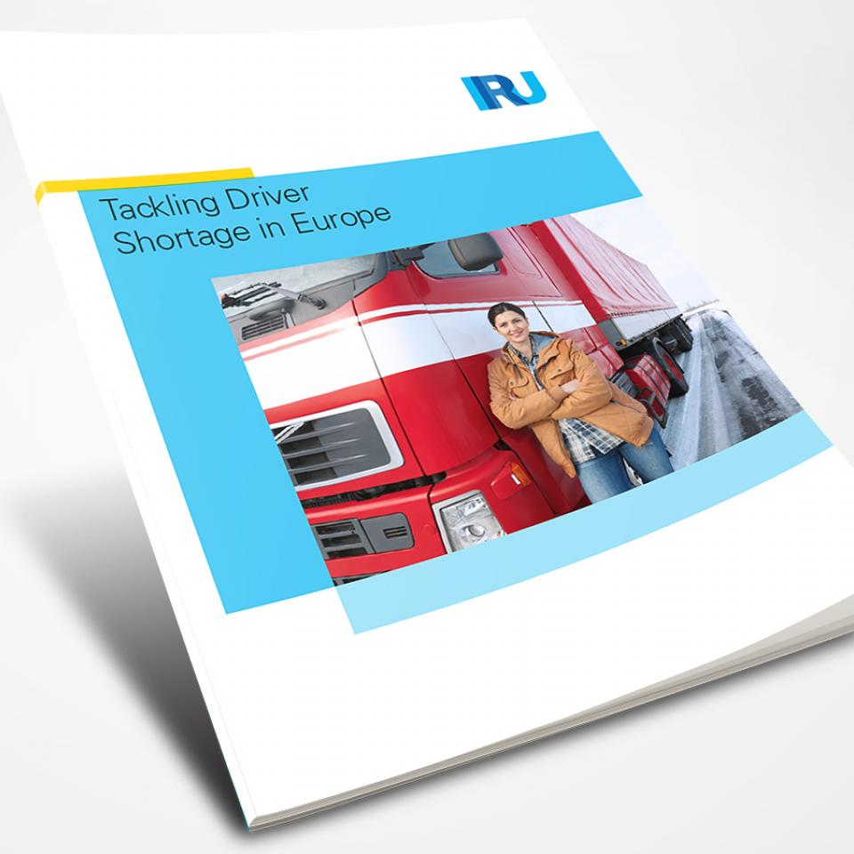 Tackling the European Driver Shortage - IRU report